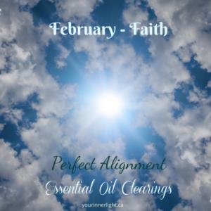 Essential Oil Clearings Feb 2021