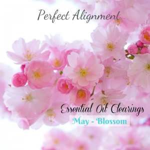 Essential Oil Clearings May