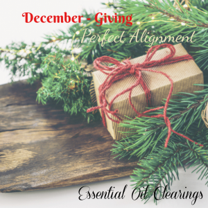 Perfect Alignement Clearings December